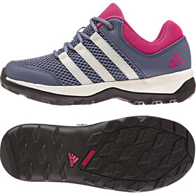 adidas Daroga Plus - Chaussures Enfant - gris/blanc